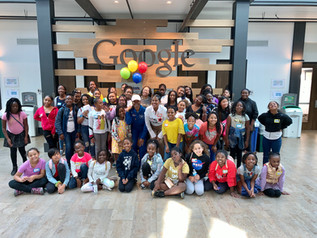 Girl STEM Stars @ Google 2020