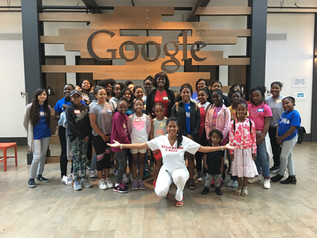 Girl STEM Stars @ Google! 2018