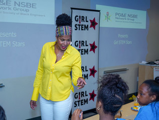 Girl STEM Stars @ PG&E! 2018