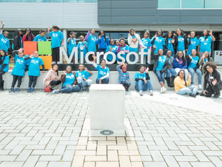 Girl STEM Stars @ Microsoft! 2017