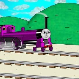 """Derek the Steam Engine #5: """"Edmund, Gary, and David"""""""