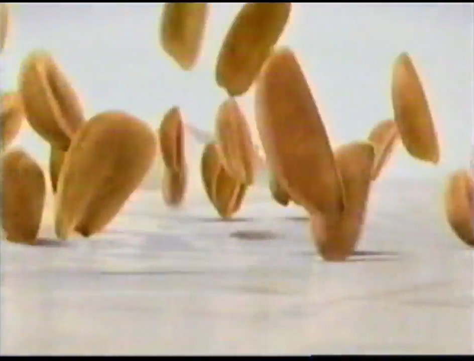 A VHS rip showing a bunch of nuts jumping to something.