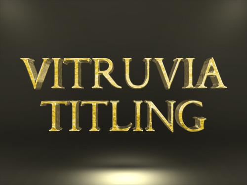 Vitruvia Titling