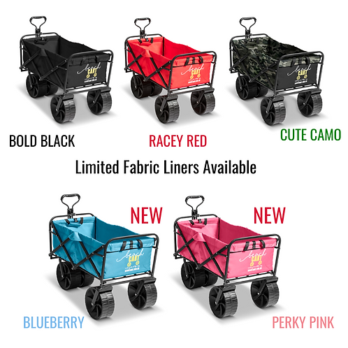 Fabric Inners with Cart Purchase