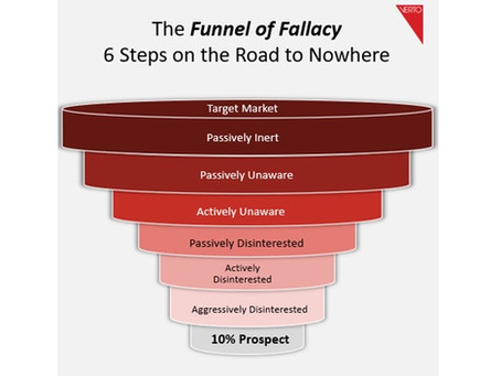 False Funnels & Fraudulent Forecasts - A Humorous Look at a Serious Situation
