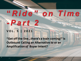 """""""Ride"""" on Time - Part 2"""