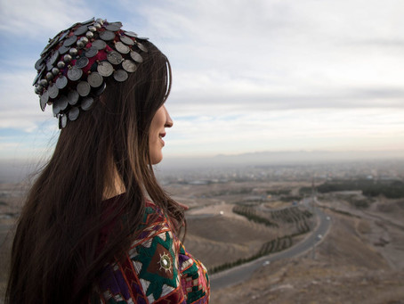 Female Gen Z Influencers Show the World a New Side of Afghanistan