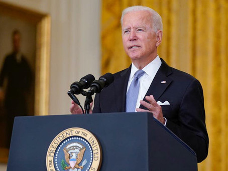 Joe Biden Abandoned His Moral Authority At The Kabul Airport: Female Afghan Parliamentarian