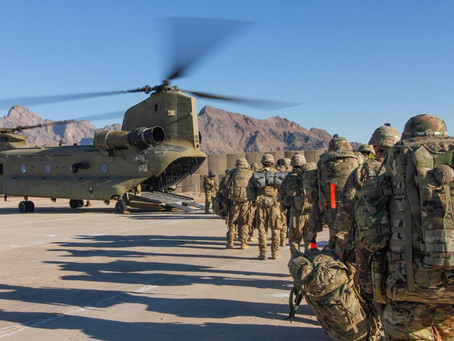 DPPC Statement on Reports of Unconditional U.S. Troop Withdrawal from Afghanistan on Sep. 11, 2021