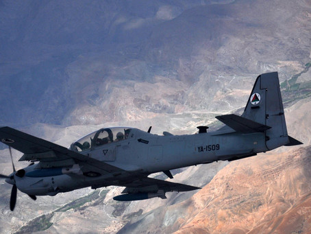 Afghan Air Force runs out of smart bombs following Biden's 'hasty withdrawal,' lawmaker says