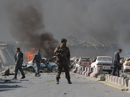 Taliban: 'no peace in Afghanistan until new government is formed'
