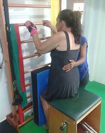 Fisioterapia - Clínica Espaço Saúde Mônica Merlim em Boa Esperança-ES