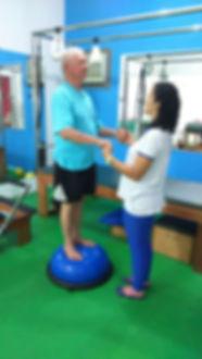 Pilates para idosos Boa Esperança-ES