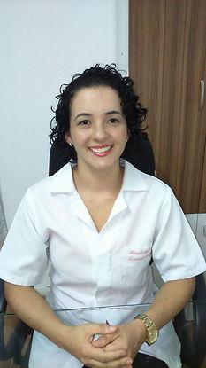 Fisioterapeuta Espaço Saúde Mônica Merlim
