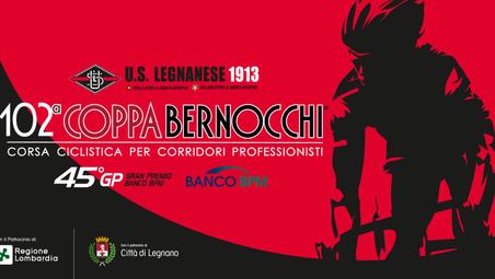 Coppa Bernocchi: 102° edizione , Lunedì 4 ottobre 2021 .