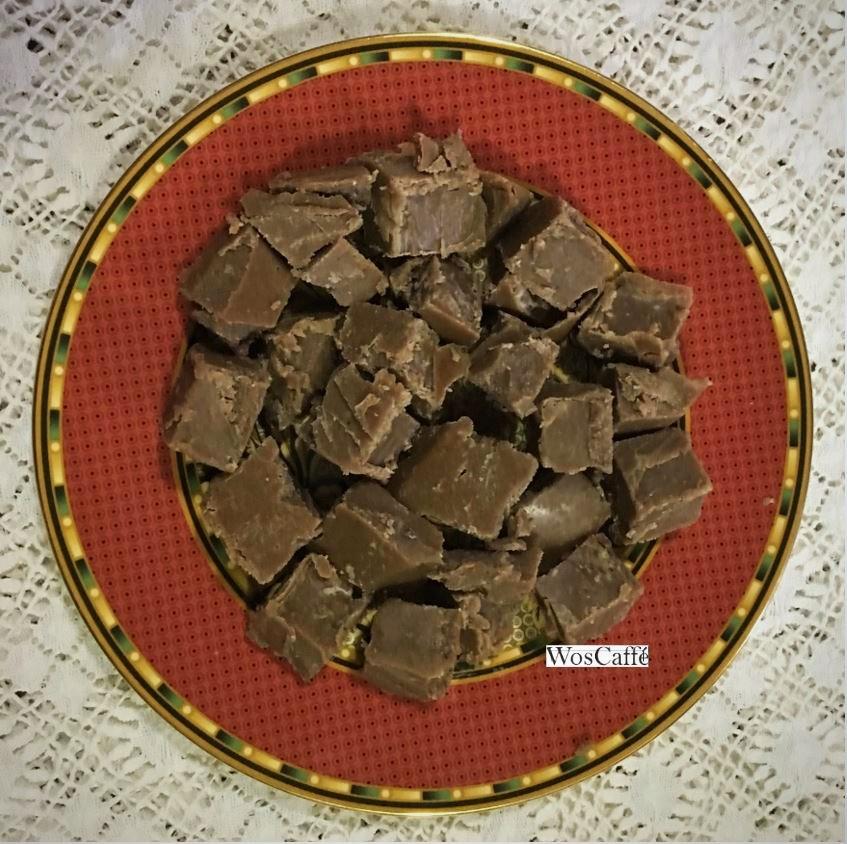 Ethiopian Chiko (ጭኮ) Coffee snack
