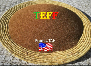 Kita and Chechebsa made from Ethiopian TEFF