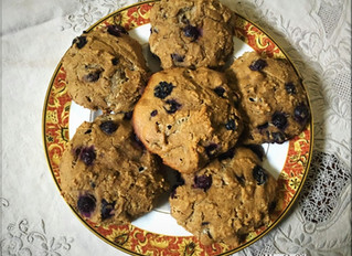 Mashila Coffee Snacks (Sorghum Cookies)