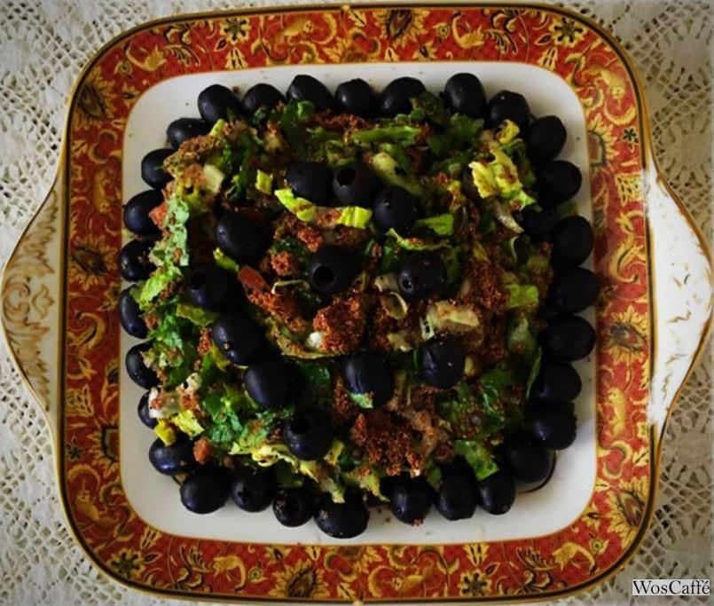 Ethiopian Tess Salad Mix