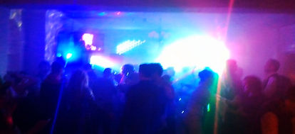Fixed price discos at Rowley Manor Hotel. www.russellprodj.com