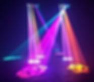 Disco Lighting Hire in Hull, UK. www.russellprodj.com