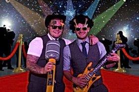 Unlimited Photo Booth Hire by Russell Pro DJ Hull www.russellprodj.com
