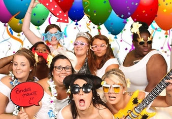 Wedding Photo Booth Hire By Russell Pro DJ, at Hull University East Yorkshire. www.russellprodj.com