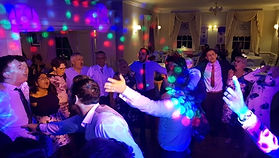 Wedding Disco at Rowley Manor Hotel by Russell Pro DJ Hull