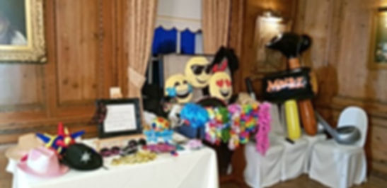 photo booth props, www.russellprodj.com
