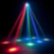 dj lighting, party lighting hire, yorkshire. www.russellprodj.com