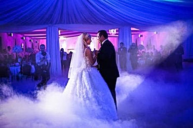 Dry Ice Effects By Russell Pro DJ, Hull www.russellprodj.com