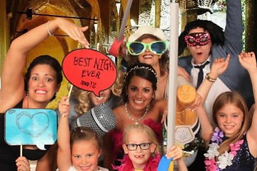The Best Wedding Photo Booth Ever by Russell  Pro DJ Hull