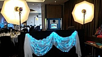 Fixed price photobooths in yorkshire www.russellprodj.com
