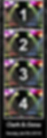 Photo Booth Print Strip Templates, www.russellprodj.com