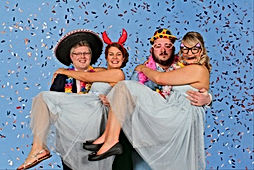 Wedding Photo Booth Hire in Yorkshire www.russellprodj.com