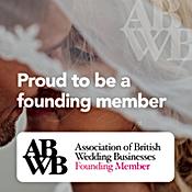 Association of British Wedding Businesses logo www.russellprodj.com