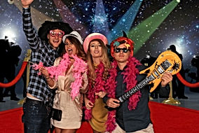 Fun Photo Booth Rental by Russell Pro DJ, East Yorkshire. www.russellprodj.com