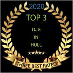 Logo and link to Russell Pro DJ on 3 Best Rated www.russellprodj.com