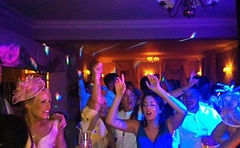 Wedding Discos at Rowley Manor Hotel by Russell Pro DJ, East Yorkshire. www.russellprodj.com