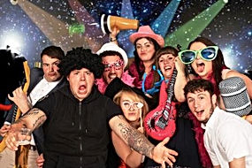 The Best Fun Photo Booth In East Yorkshire www.russellprodj.com