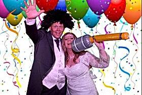 Russell Pro DJ Photo Booth, Hull www.russellprodj.com