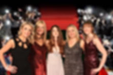 Corporate Events Red Carpet Photo Booth Hire www.russellprodj.com