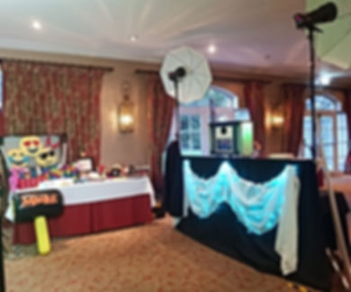 green screen photo booth by russell pro dj, www.russellprodj.com