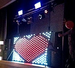 Disco Package 4 With Truss Mounted Lighting At Hull University by www.russellprodj.com