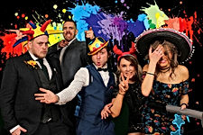 full size green screen photo booth hire in east yourkshire by Russell Pro DJ www.russellprodj.com