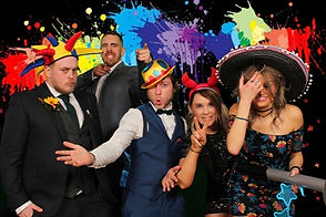 Wedding Photo Booth By www.russellprodj.com
