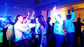 Wedding Party Entertainment at The Cave Castle Hotel, Yorkshire. www.russellprodj.com