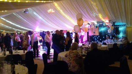 Renewable Energy Pro Am 2017 Party, Russell Pro DJ, Hull www.russellprodj.com
