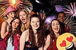 Party Photo Booth Hire Hull, www.russellprodj.com