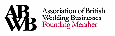 Association of British Wedding Businesses logo www.russellprodj.com